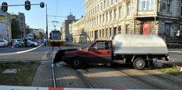 Wypadek na Więckowskiego