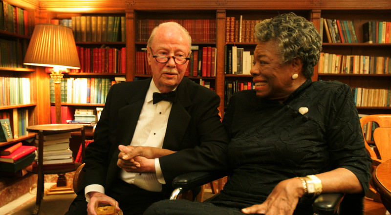Robert Loomis, Who Edited Angelou, Styron and Morris, Dies at 93