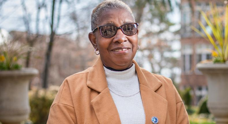 Dr. Rita Nyampinga has been a human rights defender for more than 35 years (state.gov)