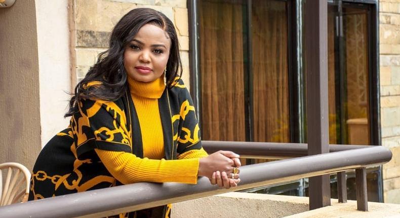 Mwanaisha Chidzuga opens up on having a tough year as she turns 38