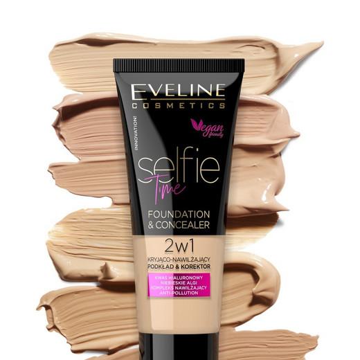 Nowość - podkład Eveline Selfie TIme - opinie