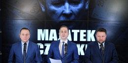 """Opozycja o """"taśmach Kaczyńskiego"""". Jest zawiadomienie do prokuratury"""