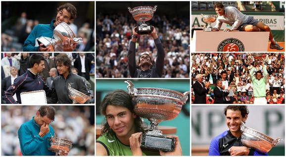 Rafael Nadal je 12. puta osvojio Rolan Garos