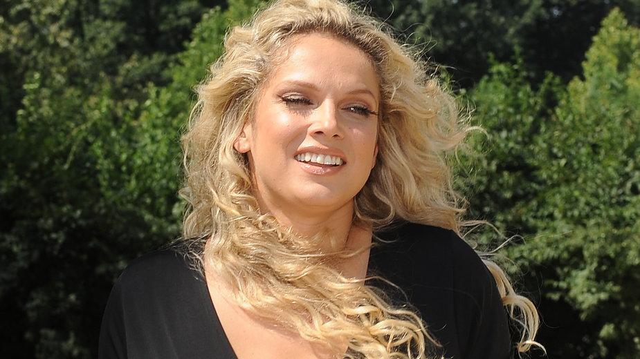 Joanna Liszowska pokazała się w naturalnej odsłonie