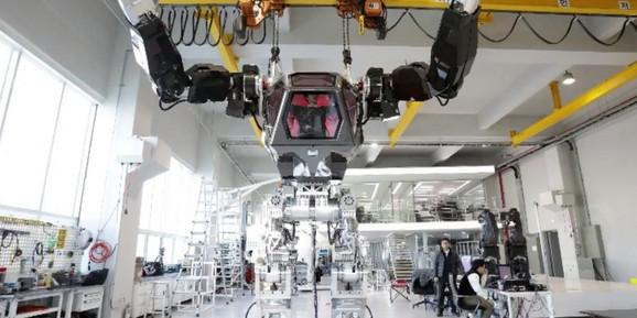 Industrijskim robotima fabrika  bi trebalo da snabdeva 80 odsto evropskog tržišta