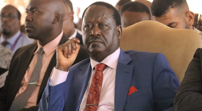 He is suffering from memory lapses – Raila on Mudavadi's new book