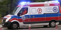 Tragedia na Pomorzu. 5-latka przejechana przez ładowarkę