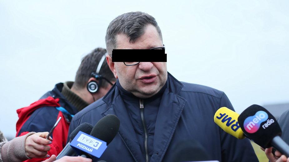 Zbigniew S. zatrzymany. Sąd odmówił aresztowania