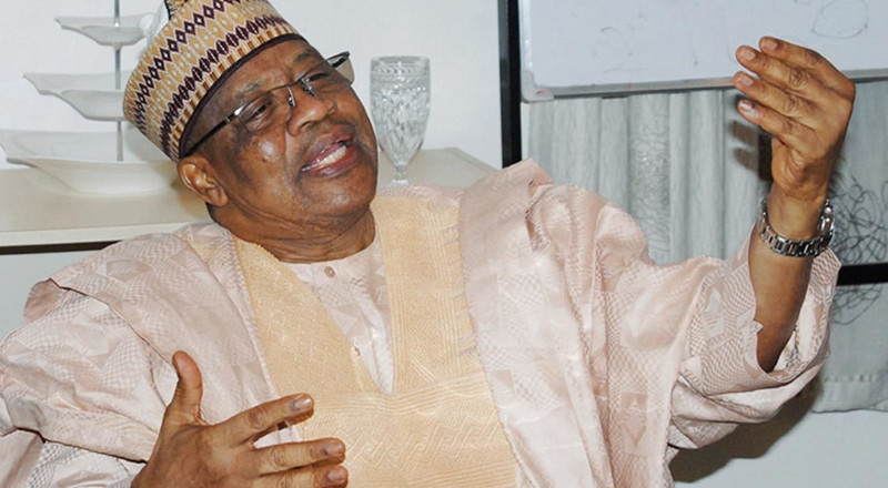 IBB: 'If you say Nigeria should break up, I won't talk to you again'