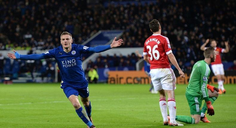 Jamie Vardy has now created a new Premier League record of 11 goals in successive games