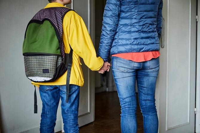Polazak u školu je stresan i za roditelje i za decu