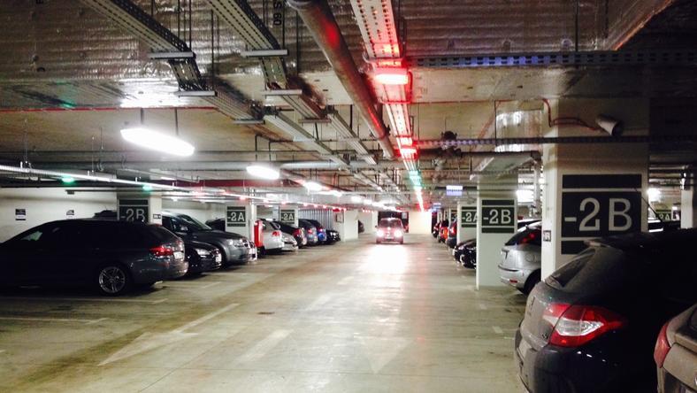 Pod rondem powstanie dwupoziomowy parking