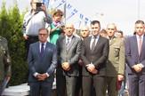 ministar zoran djordjevic sa gradonacelnikom pirota i clanovima delegacija