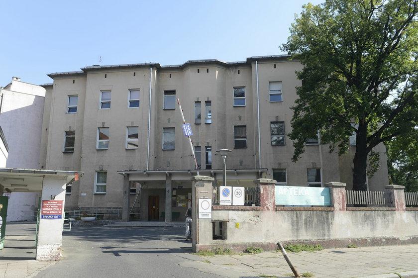 Szpital Marciniaka przeprowadza się na Stabłowice