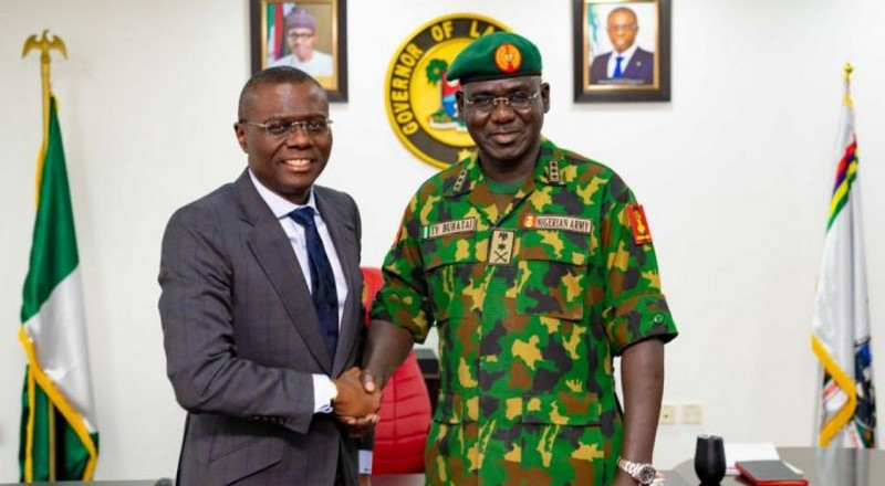 Buratai: 'Boko Haram is in Lagos'