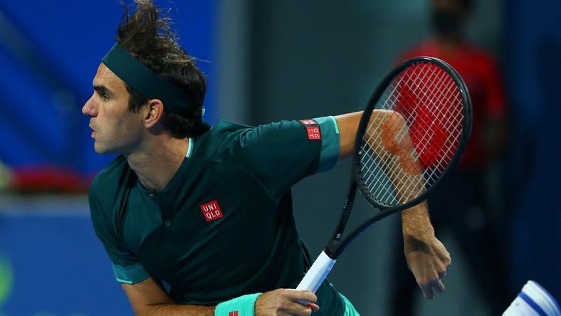Roger Federer Dostawca: PAP/EPA.