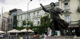 Modernizacja centrum Sosnowca. Przeniosą pomnik Kiepury