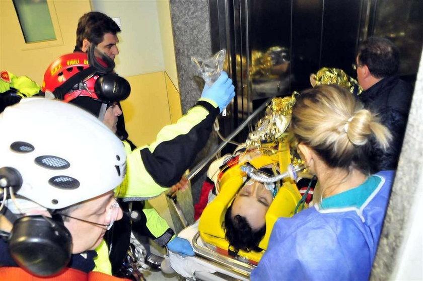 W piątek Robert Kubica przejdzie operację złamanej piszczeli