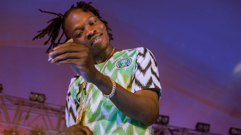 Naira Marley clears air over controversial Internet fraud statement [Instagram/NairaMarley]