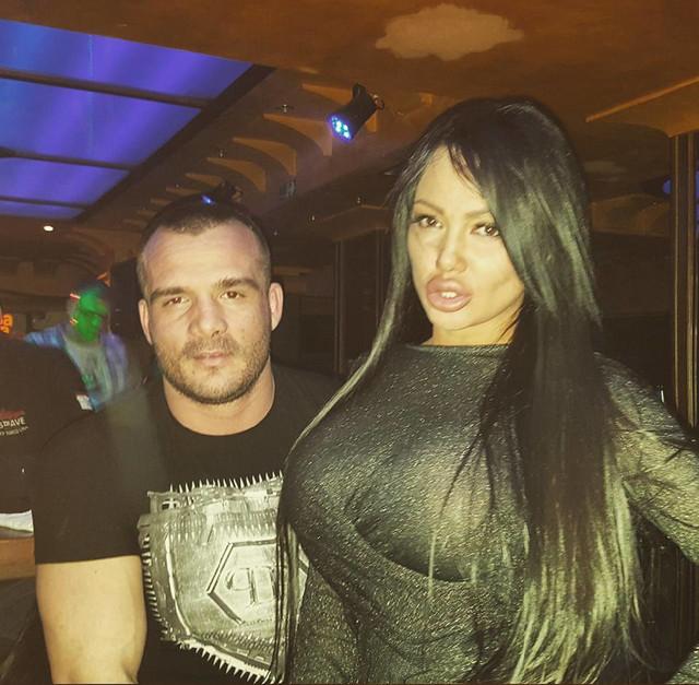 Luka Radulović i Tamara Đurić