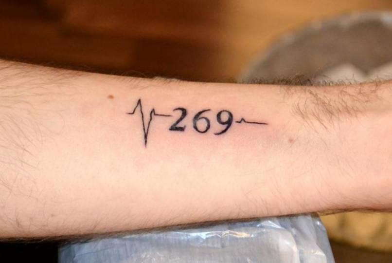 Co Oznacza Tatuaż 269 I Kto Go Sobie Robi