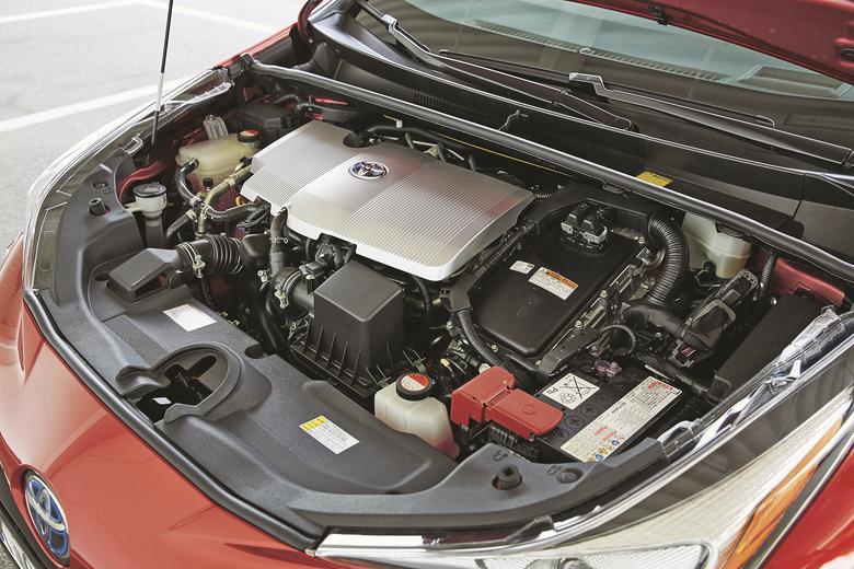 W autach hybrydowych wciąż często sopotykany jest pośredni wtrysk benzyny