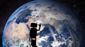 """Znany astronom: """"Skontaktują się z nami roboty z kosmosu"""""""