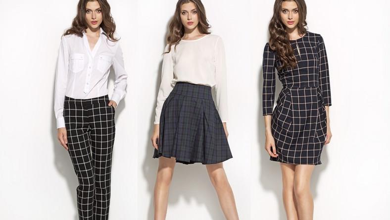 Marka od wielu sezonów przekonuje, że biurowy dress code z powodzeniem można łączyć z aktualnymi trendami w modzie.