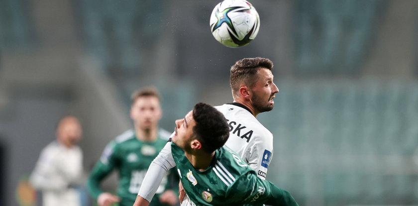Legia ucieka rywalom. Wojskowi wygrali ze Śląskiem Wrocław