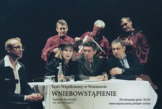 Wniebowstąpienie - Teatr Współczesny zaprasza na pokaz online