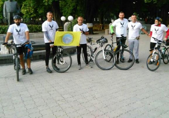 Biciklisti krenuli na pokloničko putovanje