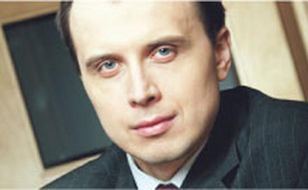 Michał Grzybowski, dyrektor w Ernst & Young Fot. Arch.