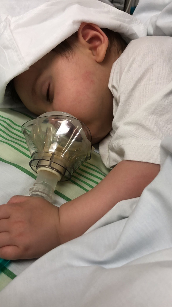 Zbog uznapredovale bolesti, nije mogao samostalno da diše