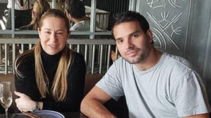Filip Živojinović i Zorica Nakić