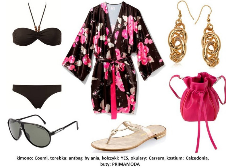 Modne stylizacje na ostatni ciepły weekend lata 2012