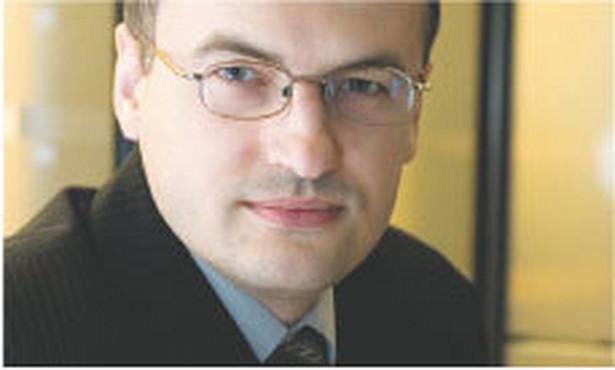 Rafał Garbarz menedżer w Ernst & Young