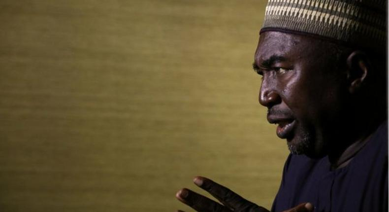 Zannah Mustapha, the lawyer who facilitated the release of 82 Chibok school girls.