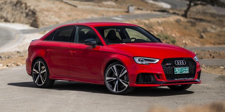 Audi RS3 - potęga mocy