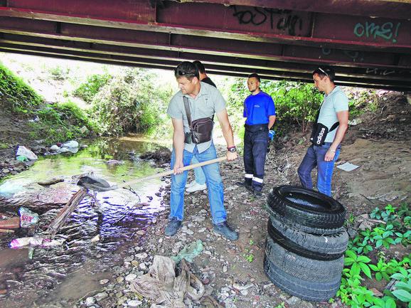 Sa akcije čišćenja Gabrovačke reke u Nišu