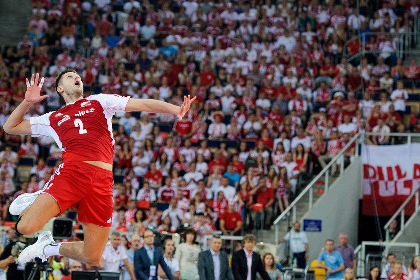 Michał Winiarski w ataku
