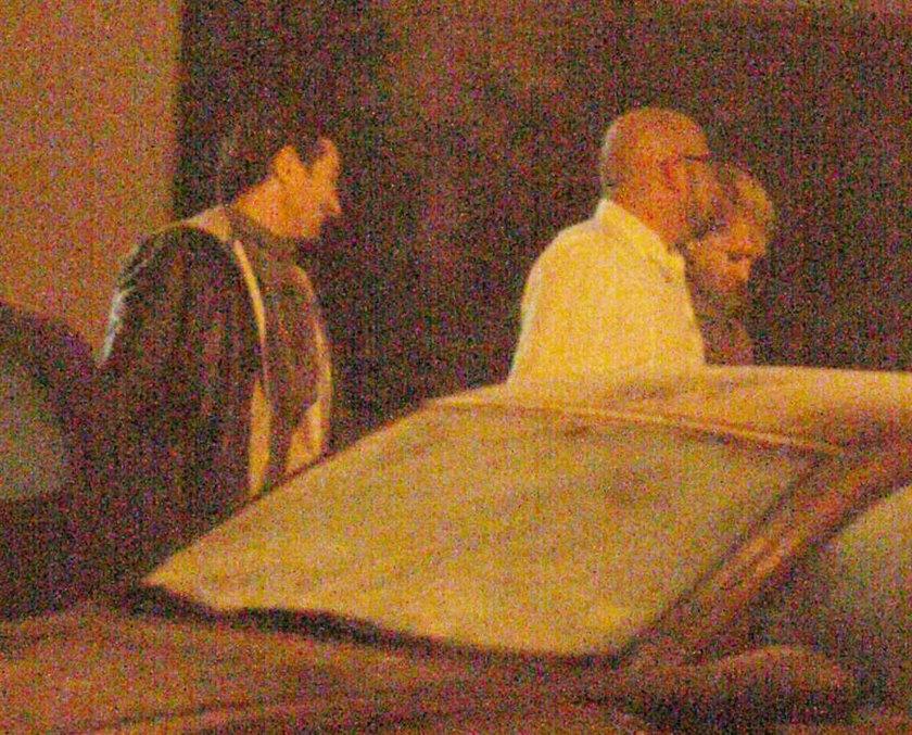Marczuk i Kliment spędzili noc u Gąsa