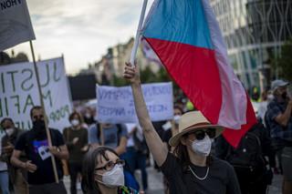 Czechy: Demonstracja w Pradze w obronie niezależności wymiaru sprawiedliwości