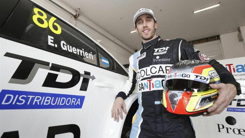 Guerrieri podjął nową współpracę z Campos Racing