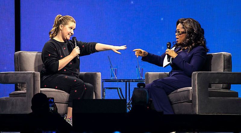 Amy Schumer Tells Oprah Winfrey She And Her Husband Are Definitely Hoping For Two Kids, Maybe More