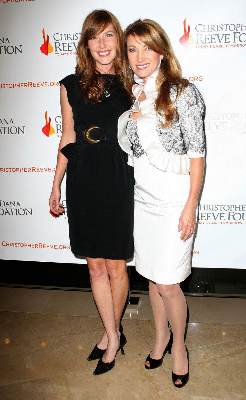 Jane Seymour z córką