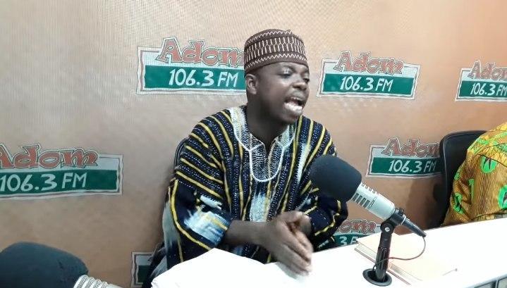Brong Ahafo Regional Youth Organiser of NPP, Kwame Baffoe Abronye