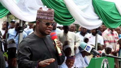 Agents of destabilisation threatening Kogi's unity, says Governor