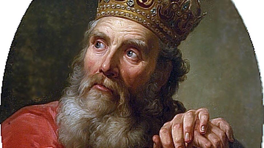 Córki Kazimierza Wielkiego stały się przedmiotem przetargów politycznych - domena publiczna