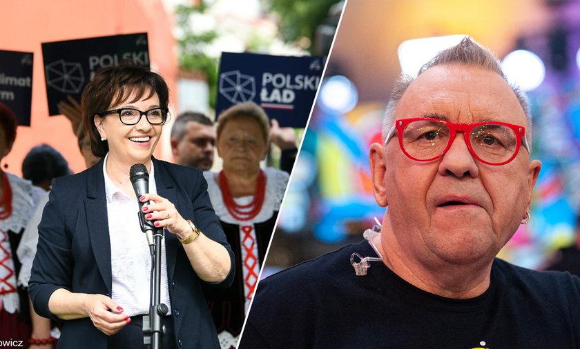 Marszałek Witek: Tu jest Polska, a nie Unia. Jurek Owsiak odpowiada
