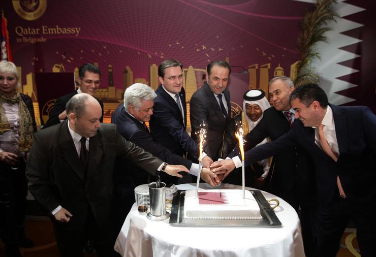 Katar, Dan državnosti, Tanjug, S. Radovanovic